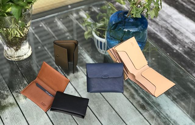 Linea:AROMA Mano Wallet New 2020SS