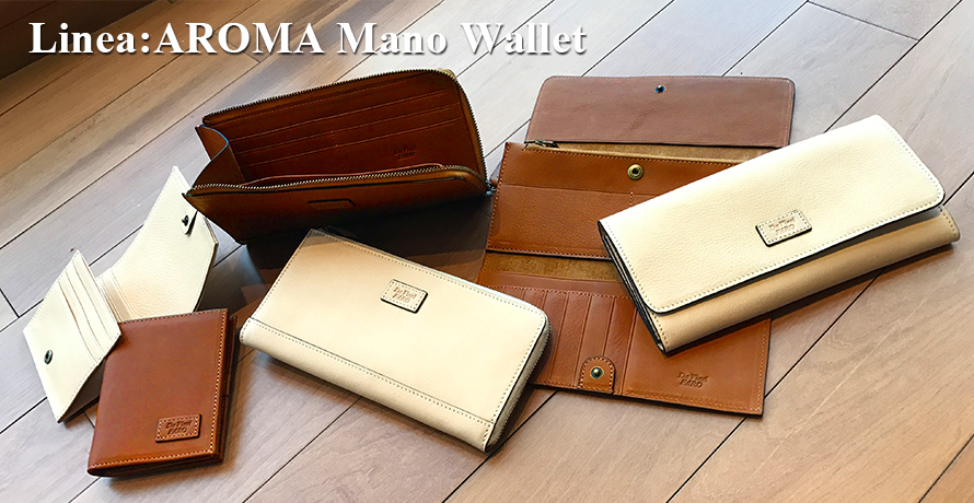 Linea:AROMA Mano Wallet